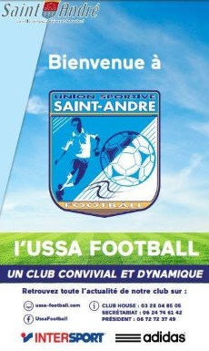 Bienvenue sur le site de L'USSA Football !